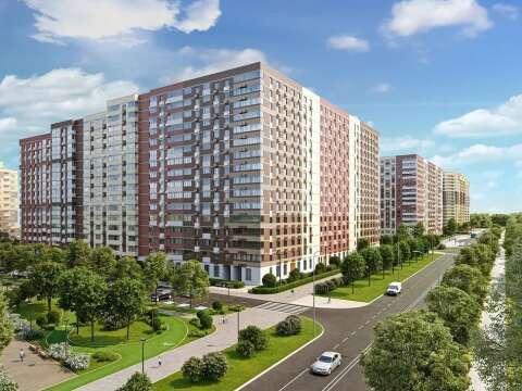 ЖК «Новое Пушкино» - новый корпус уже в продаже Квартиры от 2 млн руб. Ипотека от 4,6%
